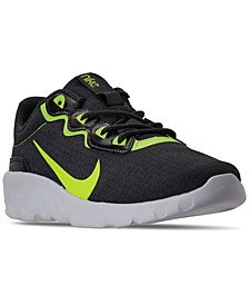 Men's Explore Strada Casual Athletic Sneakers from Finish Line