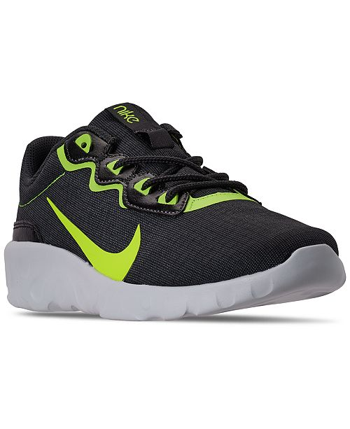 Nike Men's Explore Strada Casual Athletic Sneakers from Finish Line