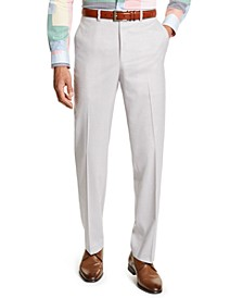 Men's Classic-Fit Suit Separate Pants