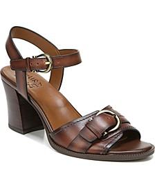Malika Ankle Strap Sandals