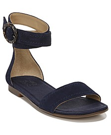 Talia Ankle Strap Sandals