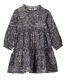 Little, Big and Toddler Girl's Carina Long Sleeve Dress