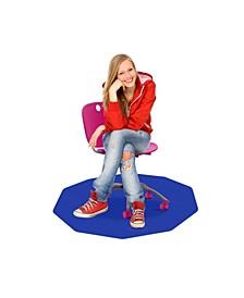 Crafttex Floor Protector 9 Mat Compact High Strength Chair Mat