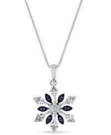 Diamond 1/20 ct. t.w. Pendant in Sterling Silver