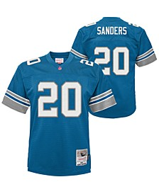 Big Boys Barry Sanders Detroit Lions Legacy Retired Player Jersey