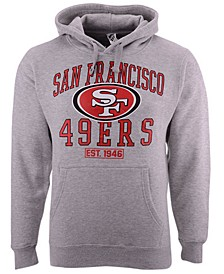 Men's San Francisco 49ers Established Hoodie