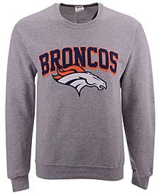 Men's Denver Broncos Classic Crew Sweatshirt