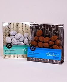 Chocolate Covered Almond Set