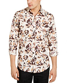 INC Men's Timo Floral Shirt, Created for Macy's