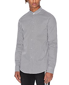 White Stretch Long Sleeve