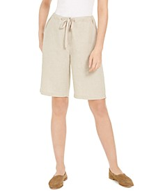 Organic Drawstring Shorts