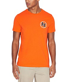 Short Sleeve Jersey Logo T-Shirt