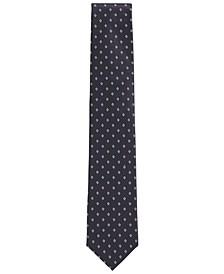 BOSS Men's Diamond-Motif Tie