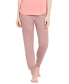 Super-Soft Knit Jogger Pajama Pants, Created for Macy's