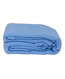 Cotton Blanket, Full/Queen