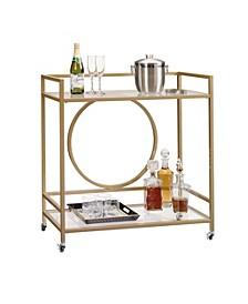 International Lux Bar Cart