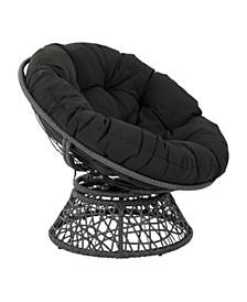 Papasan Accent Chair