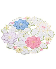"CLOSEOUT! Springtime Fever 15"" Round Placemat"