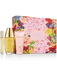 3-Pc. Beautiful Romantic Favorites Gift Set