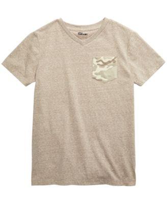 Epic Threads Big Boys Faux Layer Long Sleeve Camo Print T-Shirt MSRP $30 NWT