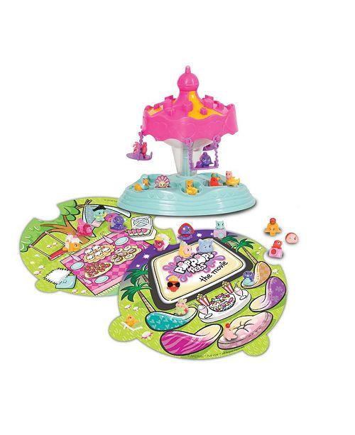 Yulu Pop Pops Pets Poptropolis Carousel - 18 Bubbles Inside
