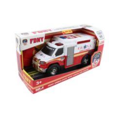 Daron Fire Department City Of New York Ambulance