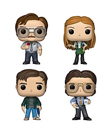 Pop Movies Office Space Collectors Set