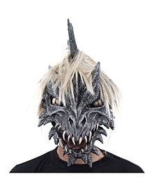 ZagOne Size Studios Monroe The Dragon Latex Adult Costume Mask One Size