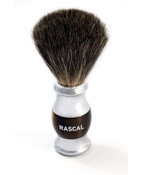 Rascal Madera Pure Badger Wood Grain Shaving Brush