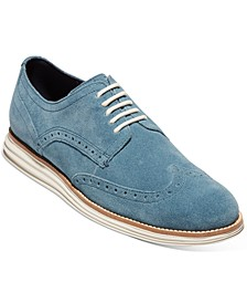 Men's ØriginalGrand Wingtip Oxfords