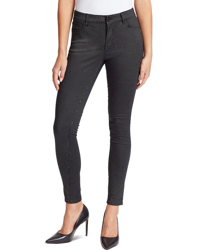 Skinnygirl Women's Christina Marie Mid-Rise Skinny Jeans