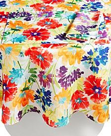 "Splash Tablecloth, 70"""