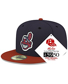 Cleveland Indians Retro Classic 59FIFTY Cap