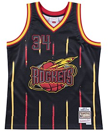 Men's Houston Rockets Rings Swingman Jersey