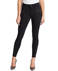 Women's Christina Marie Moto Skinny Jeans
