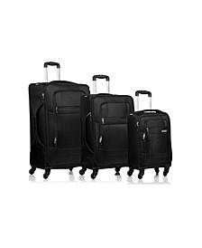 3-Pc. Pacific Softside Luggage Set