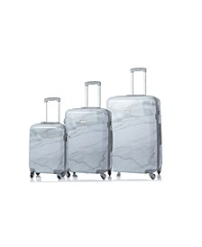 Carrera Hardside Luggage 3-Pc. Set