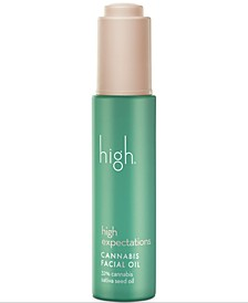 High Expectations Cannabis Facial Oil, 1-oz.
