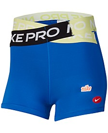 Women's Pro Icon Clash Training Shorts