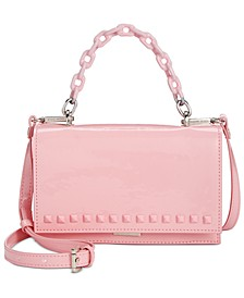 Flyn Covered Chain Crossbody