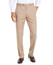 Lauren Ralph Lauren Men's Classic-Fit UltraFlex Stretch Textured Suit Pants