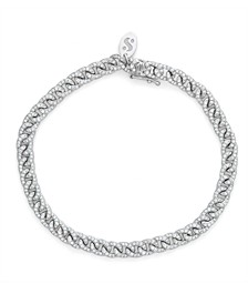 Diamond (1-5/8 ct. t.w.) ID Bracelet in 14K White Gold