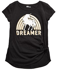 Big Girls Unicorn Dreamer T-Shirt, Created For Macy's