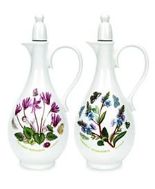 Botanic Garden Oil & Vinegar Set