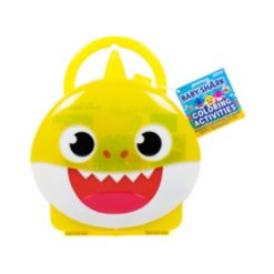 Baby Shark Coloring Case