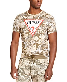 Men's Camo Logo T-Shirt