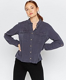 Thread Supply Double Chest Pocket Button Down