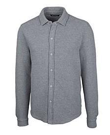 Men's Big and Tall Coastal Shirt Jacket