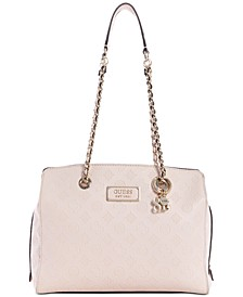 Logo Love Girlfriend Satchel
