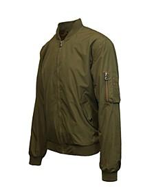 Men's MA-1 Lightweight Bomber Flight Jacket